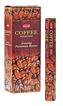 Hem Coffee Incense