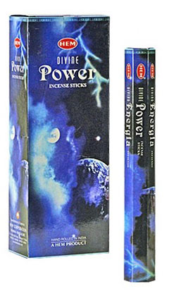 Hem Divine Power Incense