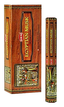 Hem Egyptian Musk Incense