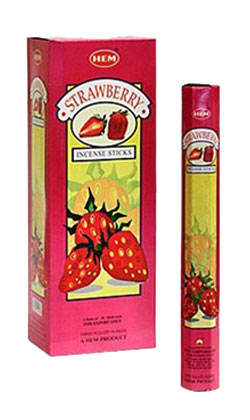 Hem Strawberry Incense