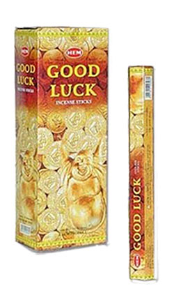 Hem Good Luck Incense