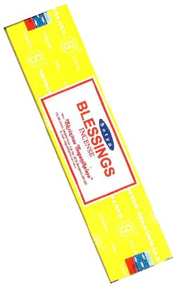 Satya Incense - Blessings Incense - 40gr Box