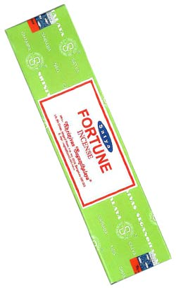 Satya Incense - Fortune Incense - 40gr Box
