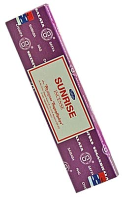 Satya Incense - Sunrise Incense - 40gr Box