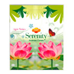 Sandesh (SAC) Spa Series Cone Incense - Serenity