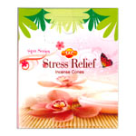 Sandesh (SAC) Spa Series Cone Incense - Stress Relief