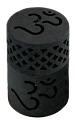 Charcoal Burner - Om Soapstone Lattice Charcoal Burner 3.5""