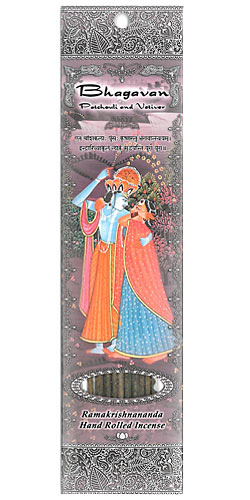 Ramakrishnananda Incense - Bhagavan - Patchouli & Vetiver
