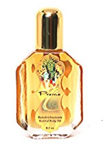 Prema Attar Perfume Oil - Sandalwood & Rose