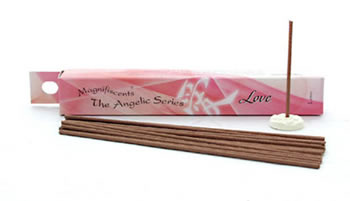 Shoyeido Angelic Series Incense - Love