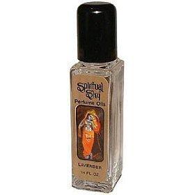 Spiritual Sky Perfume Oil Lavender Oil