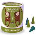Cafe Time Incense - Lime & Mint Tea (Refreshed Mood)