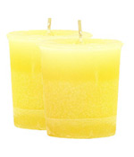 Positive Energy Crystal Journey Herbal Votives - 2 Candles