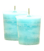 Dreams Crystal Journey Herbal Votives - 2 Candles