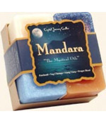 Mandara - Crystal Journey Candles Herbal Gift Set