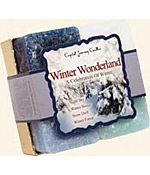 Winter Wonderland- Crystal Journey Candles Herbal Gift Set