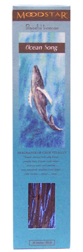 Moodstar Peaceful Incense - Ocean Song