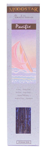 Moodstar Peaceful Incense - Pacific