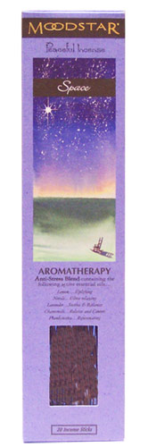 Moodstar Peaceful Incense - Space