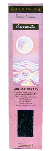 Moodstar Peaceful Incense - Currents