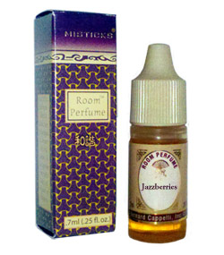 Misticks Room Perfume 1/4 oz - Jazzberries