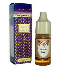 Misticks Room Perfume 1/4 oz - Ocean Sky