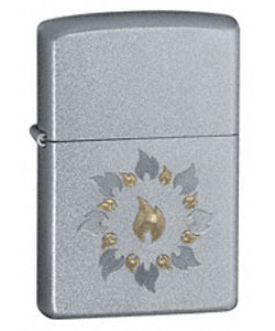 Zippo Classic Lighter - Ring of Fire