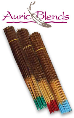Auric Blends Incense - Golden Honeysuckle Incense
