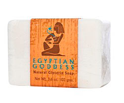 Auric Blends Egyptian Goddess Glycerin Soap - 3.6 ounce bar
