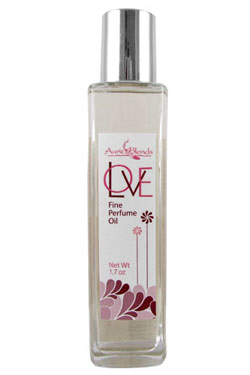 Auric Blends Love Perfume Oil - 1.7 ounce Bottle