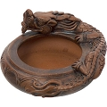 Ceramic Incense Burner - Sand bag Dragon Terra