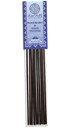 Fred Soll Incense - Rosemary & Sage  Incense