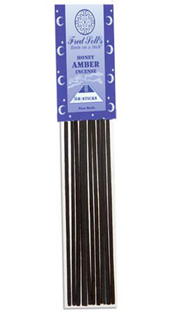 Fred Soll Incense - Honey Amber Incense