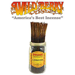 Cinnamon Incense Sticks by Wild Berry Incense