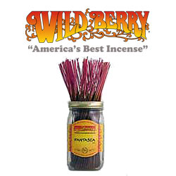 Fantasia™ Incense Sticks by Wild Berry Incense