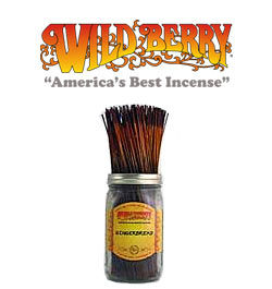 Gingerbread Incense Sticks by Wild Berry Incense