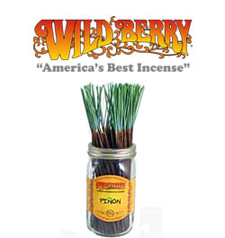 Pinon Incense Sticks by Wild Berry Incense