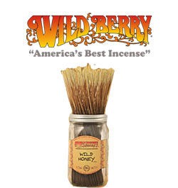 Wild Honey Incense Sticks by Wild Berry Incense