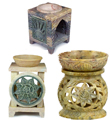 Ceramic & Soapstone Oil Burners