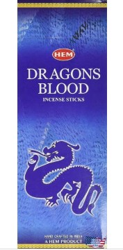 Hem Blue Dragon's Blood Incense