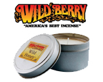 Wild Berry Candles