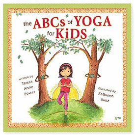 The ABCs of Yoga for Kids - Book