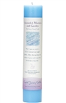 Ascended Masters - Crystal Journey Herbal Magic Pillar Candle