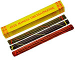 Asta Mangal Tibetan Incense - 20 Sticks - 7.5""