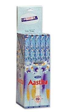 Satya Incense - 10 Gram Pack -  Aastha