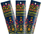Auroshikha Incense - Amber Flora Traditional Incense