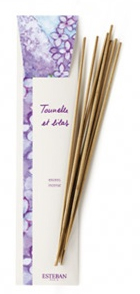 Esteban Bower & Lilac (Tonnelle Et Lilas) Incense - 20 Bamboo Incense Sticks
