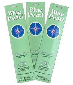 Blue Pearl Incense - Cedarwood Incense