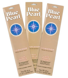 Blue Pearl Incense - Sandalwood Incense