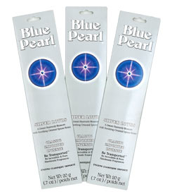 Blue Pearl Incense - Silver Lotus Incense